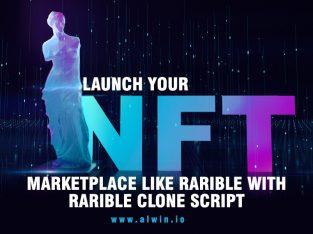 Rarible clone script