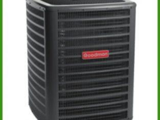 Goodman 2.5 Ton 14–15 SEER 30000 BTU Air Conditioner Condenser GSX140301