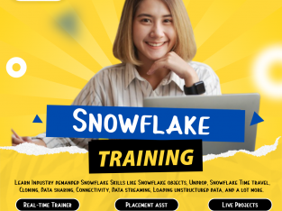 Looking for Snowflake Training in Hyderabad
