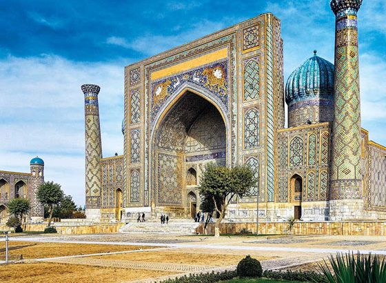 Tashkent Fixed Departure Package AT BEST PRICE- Meilleur Holidays