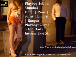 How to become a playboy in India Call Us:9958552411